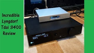 Stereo - Solid state better than tubes in a stereo setup? Lyngdorf tdai 3400 review