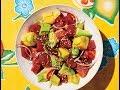 Tuna Poke, Mango, and Avocado Bowl | Live