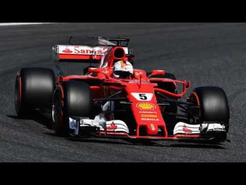 Vettel's team radio during Q1 - Spanish GP 2018
