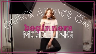 Quick advice on: Beginners Modeling