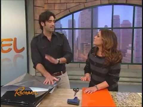 EZ Faux Steel & EZ Faux Granite on The Rachael Ray Show