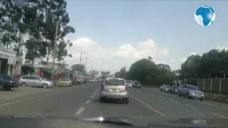 Streets of Nakuru Town: Situation  eases back to normalcy