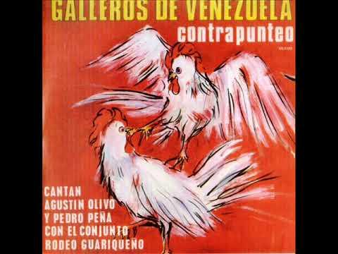FG  Galleros de Venezuela - Agustín Olivo y Pedro Peña