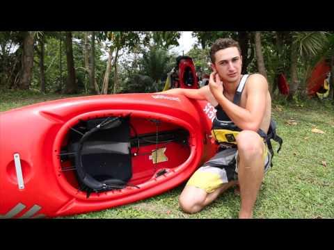 Team Jackson kayak en Ouganda