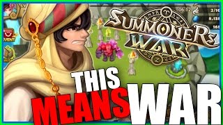 Summoners War - This Means War!