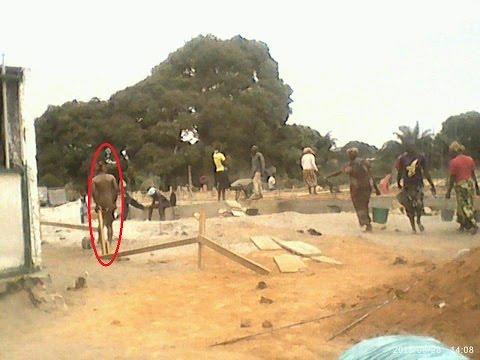 GRAVE! NDOKI A BIMI NA PHOTO BOLUMBU NA PAROISSE KIMBANGUISTE