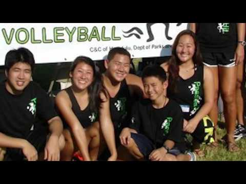 Making a Difference - Aloha Beach Volleyball Club