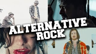 TOP 50 Alternative Rock Songs of December 2019