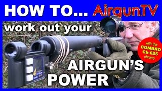 HOW TO check your airgun