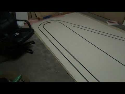 robot velocista ajuste velocidad recta