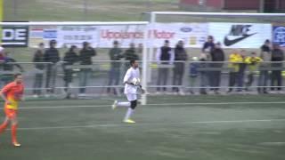 Highlights IK Sirius - AFC United