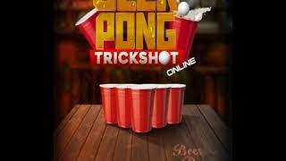 Beer Pong Trick Shot