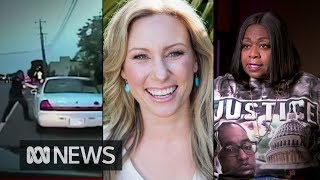 Philando Castile's mother speaks out as murder trial for Justine Damond Ruszczyk begins | ABC News
