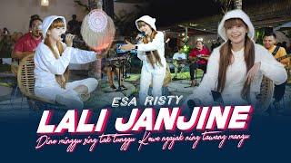 Download lagu Esa Risty - Lali Janjine ( Music Live) Dino minggu sing tak tunggu