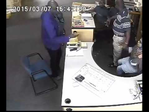 Business robbery in Wynberg