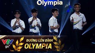 ĐƯỜNG LÊN ĐỈNH OLYMPIA 17 | CUỘC THI THÁNG 3 QUÝ 3 | VTV Go