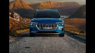 2019 Audi E-Tron SUV Test Drive
