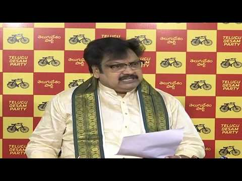 APSRTC Chairman Varla Ramaiah Holds Press Meet  | ABN Telugu