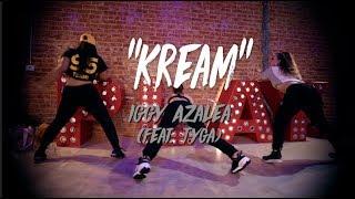 Iggy Azalea Feat Tyga 34 Kream 34 Nicole Kirkland Choreography