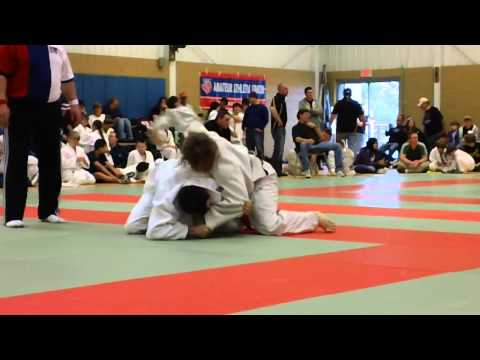 Morote Gari at Freestyle Judo Nationals Image 1