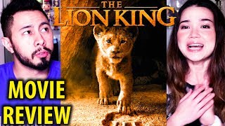 "THE LION KING 2019 ""NON SPOILER"" REVIEW!"