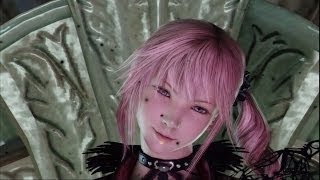 "Lightning Returns: Final Fantasy XIII「Cutscene ~ Gothic lolita ""Lumina""」"