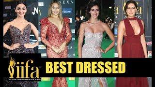 Best Dressed Actresses At IIFA Awards 2017 - Alia Bhatt, Disha Patani, Katrina Kaif, Sonakshi Sinha