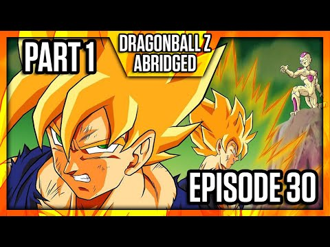 Tfs Dragonball Z Abridged: Episode 30 (part 1 Of 3) video