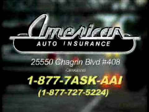 American Auto Insurance Commercial