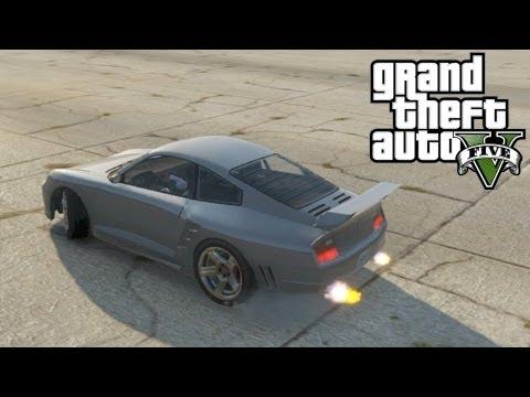 GTA 5: Spawn Comet CHEAT! Xbox 360 + PS3 GTA V Cheat Code Tutorial & G
