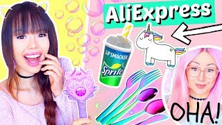 ALIEXPRESS besser als Wish & Amazon? 📦 | ViktoriaSarina