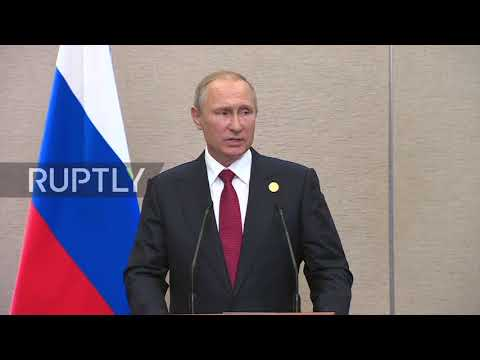 China: US weapons supplies to Ukraine would only aggravate situation - Putin