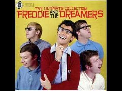 Freddie And The Dreamers - Over You