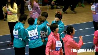 120108 Idol Star Sports Championship - BEAST GAME
