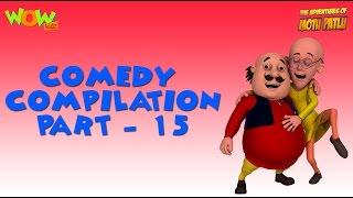 Motu Patlu comedy scenes Part 15 - Motu Patlu Compilation As seen on Nickelodeon