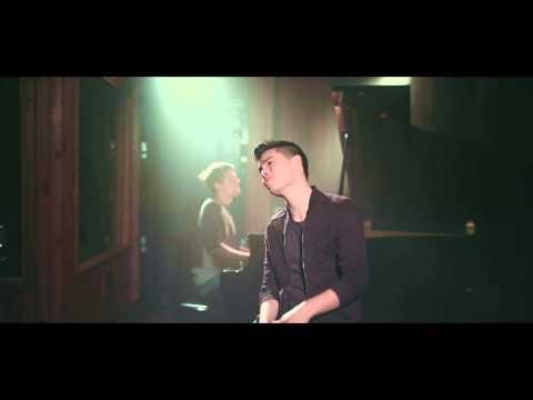 Hideaway (kiesza) - Sam Tsui & Kurt Schneider Cover video