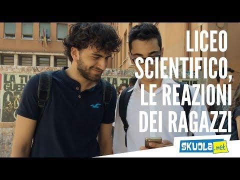 Maturità 2017: le reazioni dei ragazzi del liceo scientifico