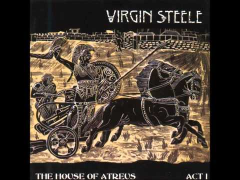 Virgin Steele - Garden of Lamentation