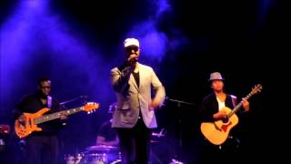 Maher Zain for Islamic Relief Belgium, Brussel - 13 May 2012 (2)
