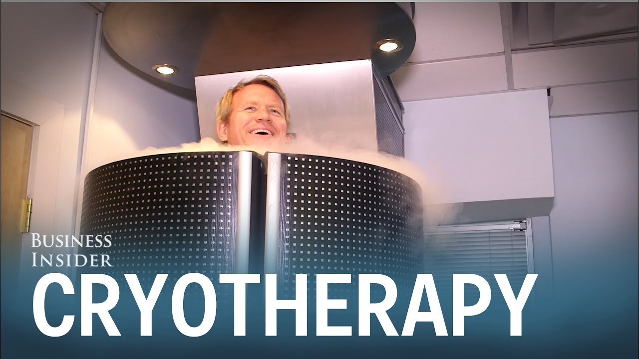 How to Try Cryotherapy