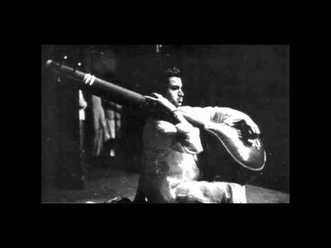 Pt  Ram Marathe - Raag Mangal Todi video