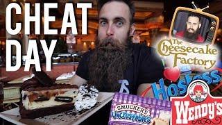 Beard's All American Cheat Day | The Chronicles of Beard Ep. 19