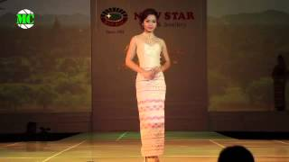 FASHION SHOW @ 21ST ANNIVERSARY OF NEW STAR GEMS & JEWELLERY