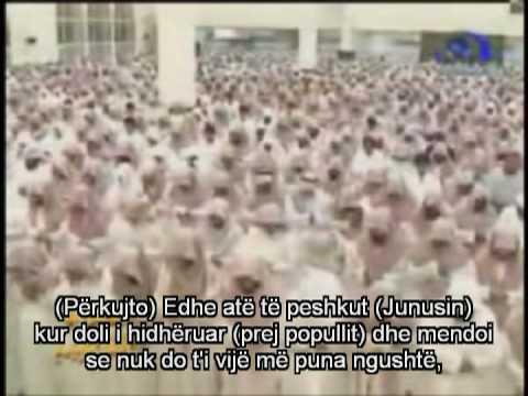 Very Emotional Quran Recitation By Nasser Al Qatami Surah Anbiya (shqip) video