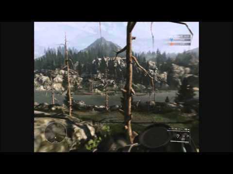 jugar sniper ghost warrior 2 (clan + SniPer) 2015
