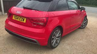 2014 AUDI A1 1.4 TFSI S LINE STYLE EDITION FOR SALE | CAR REVIEW VLOG