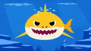 Baby shark - Pink pong songs for children, babies, toddlers - Kids games to play