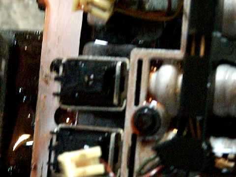 4l60e Transmission Shift Solenoid Replacement Youtube