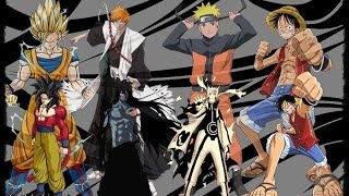 Top 50 Strongest Anime & Manga Protagonists