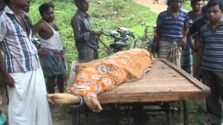 Natore Road Accident One Dead   19 06 14